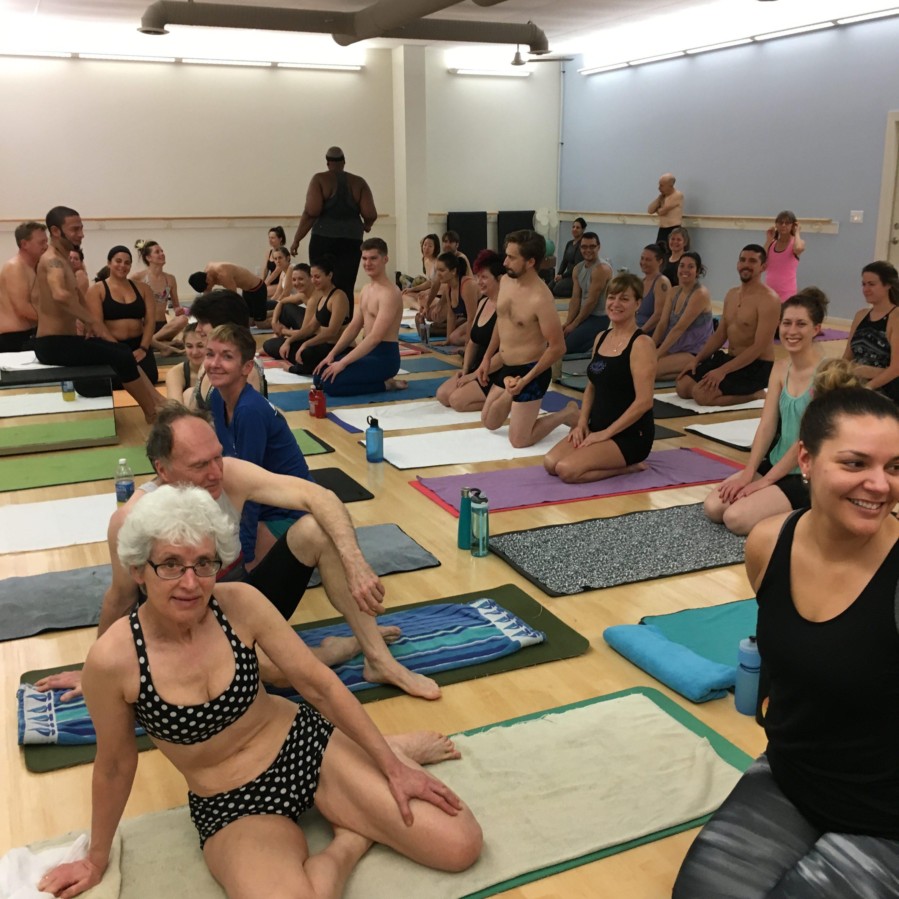 Free Weights Winnipeg: Yoga Elmhurst Winnipeg